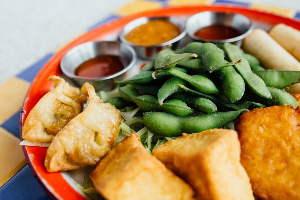 Bangkok Veggie Platter