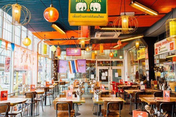 Zaap thai authentic street food leeds newcastle