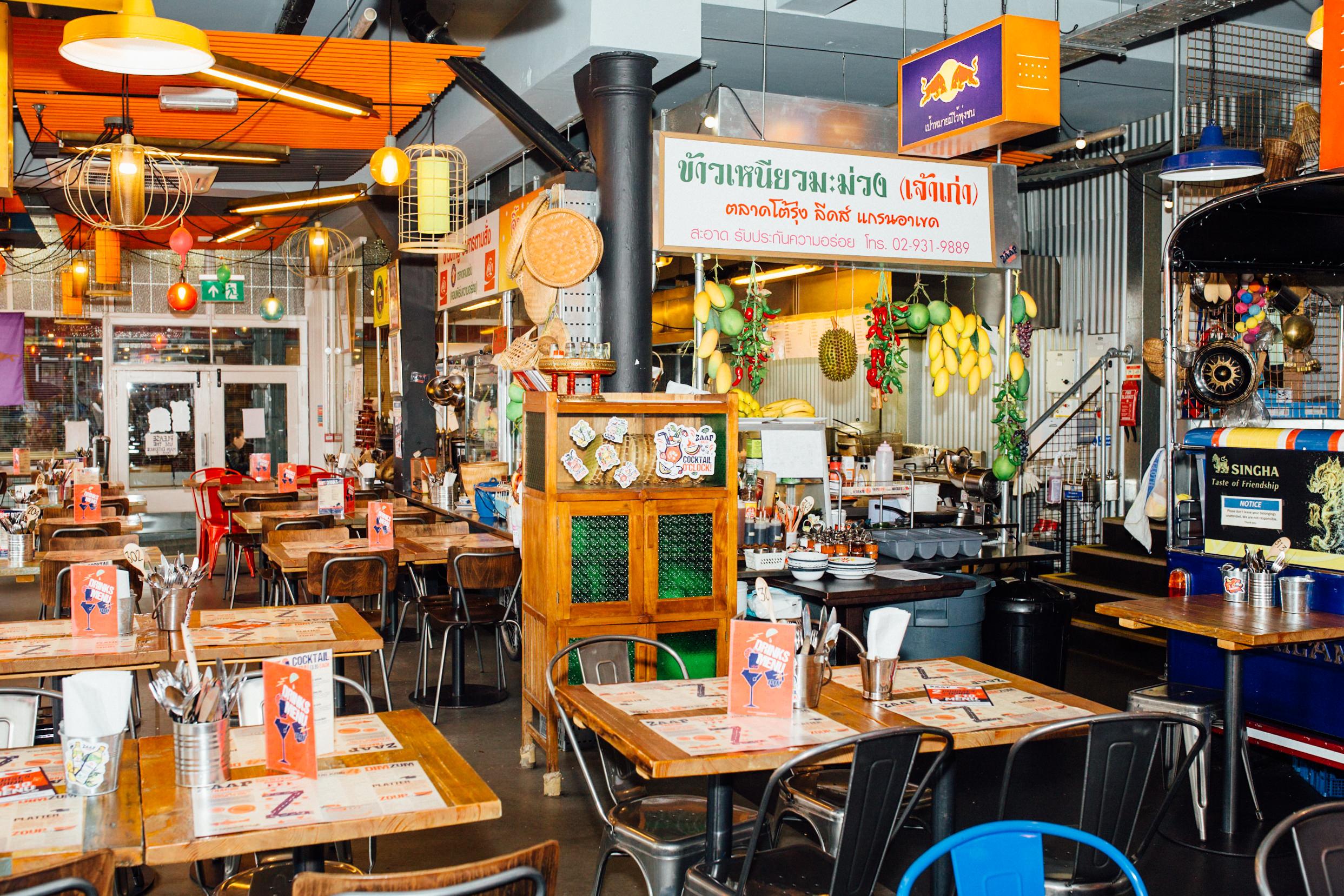 Bangkok Cafe Menu Leeds