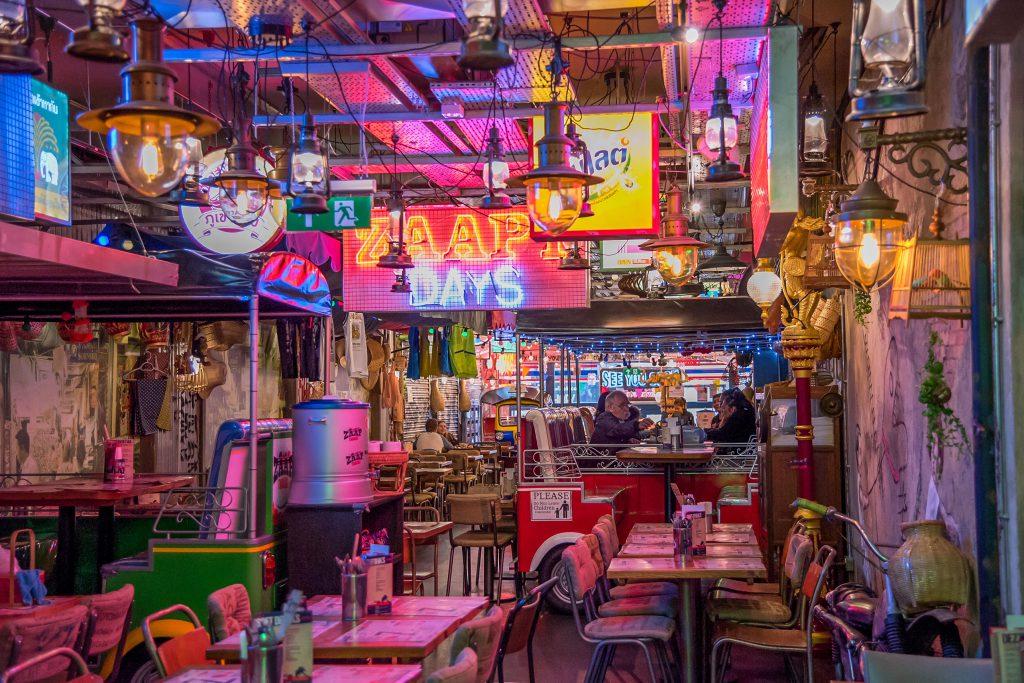 Zap Thai Restaurant Nottingham