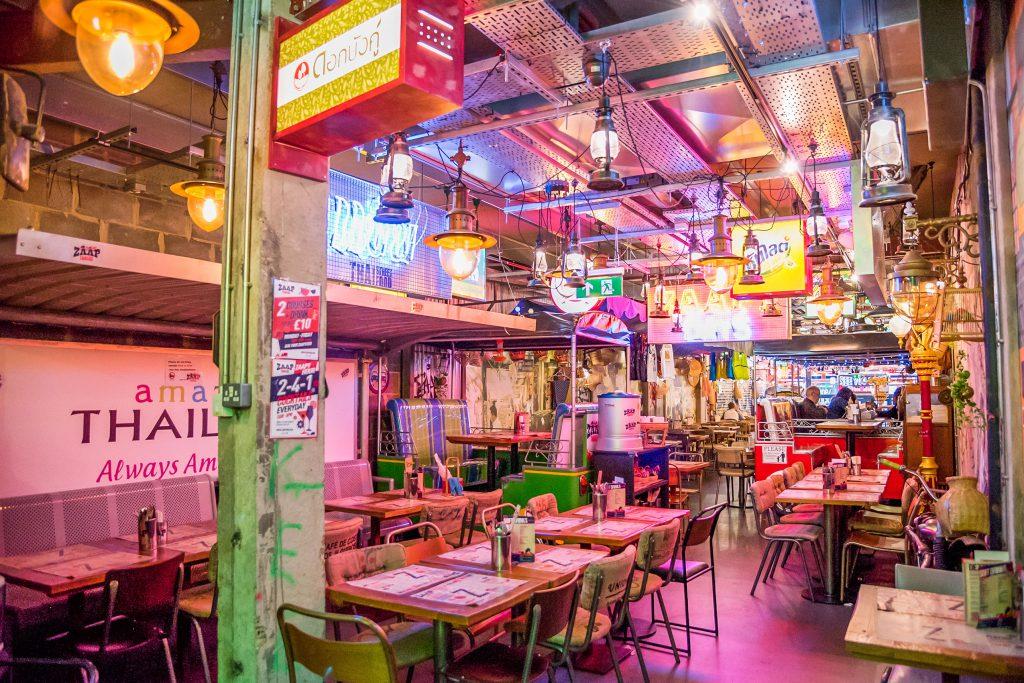 Zaap Newcastle | Authentic Thai Street Food in Newcastle