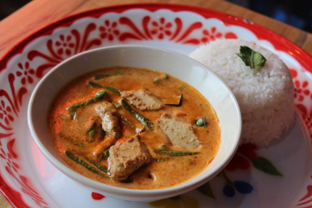 Gang Pananeg (Panaeng Curry)